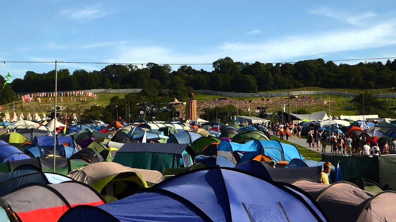 Glastonbury Festival 2015 Oxylers