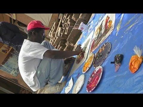 Sénégal • Au fil de la 11ème Biennale d'art contemporain de Dakar