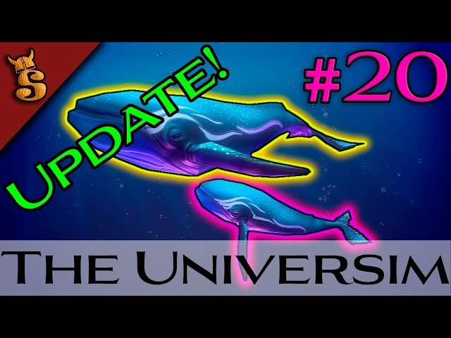 This. Is. OCEAN! 🌊 | The Universim #20 (New Patch: OVERWHALEMING)