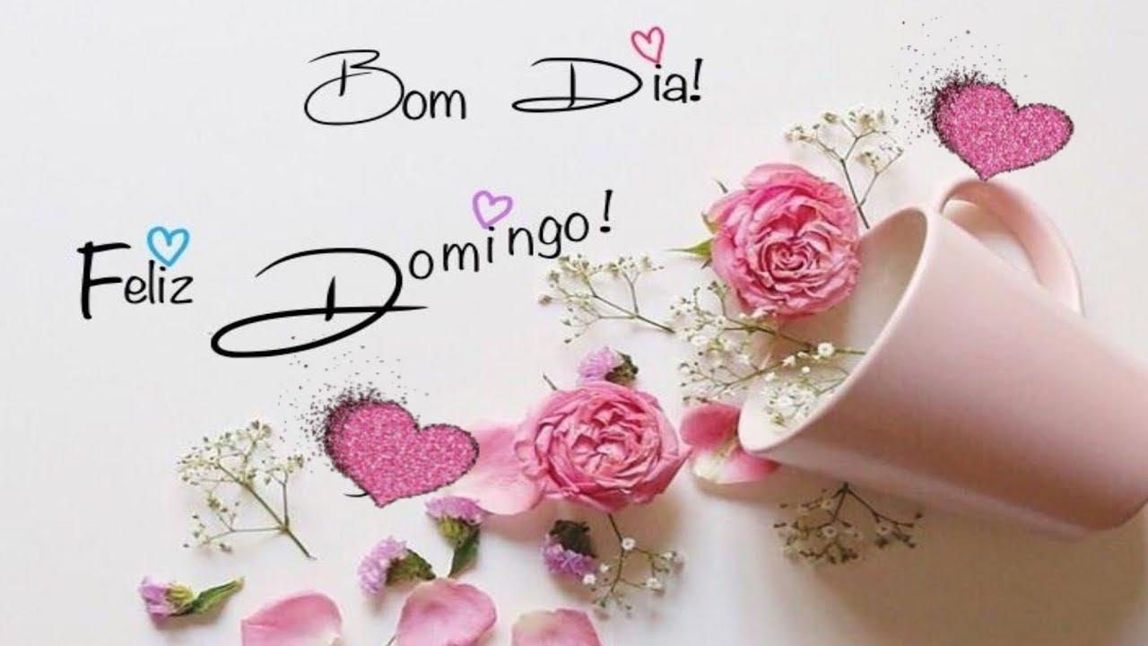 Bom Dialinda Mensagem De Bom Diafeliz Domingocompartilhe No Whatsapp