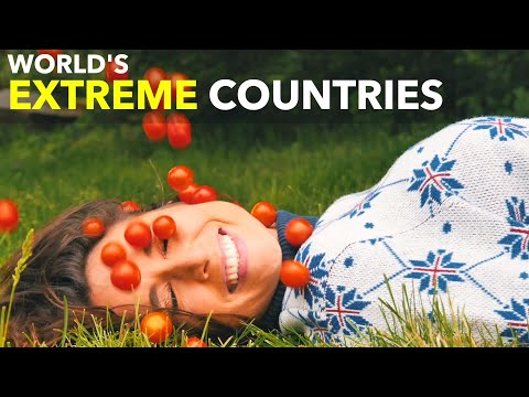World's Extreme Countries