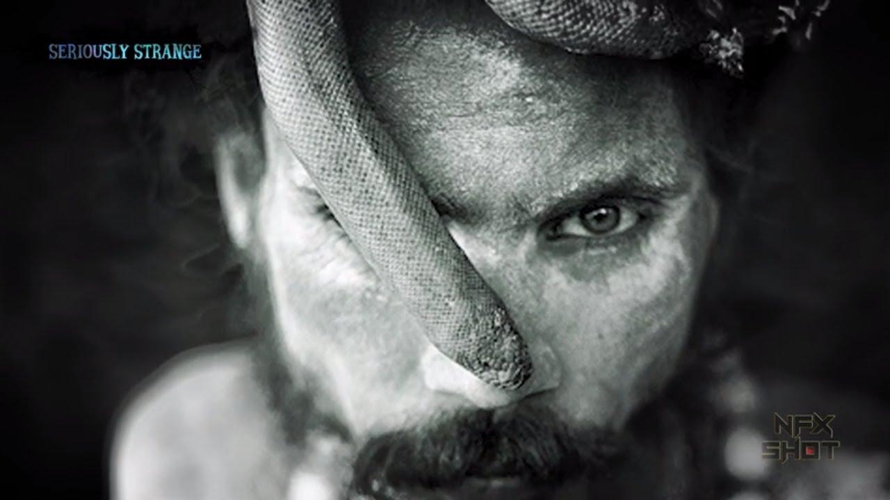 Biggest secrets of Aghori Sadhus अघोरी बाबाओं की अघोरी रहस्यमयी दुनिया |  Seriously Strange