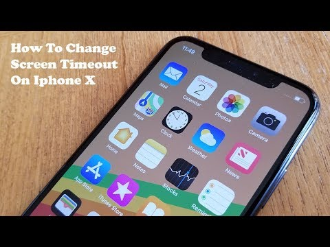 screen timeout iphone how to change screen timeout on iphone x fliptroniks 12926