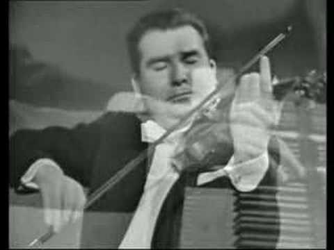 Christian Ferras - Cesar Franck Violin Sonata (Part 3)