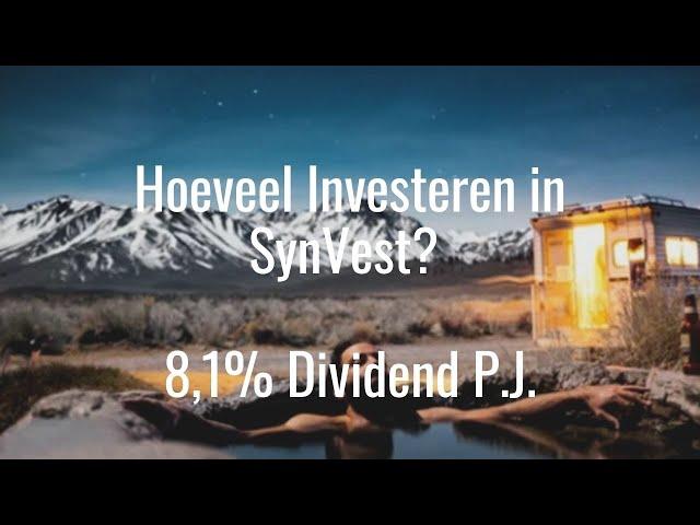 Hoeveel Investeren SynVest Vastgoed? 1 Miljoen aan Dividend!