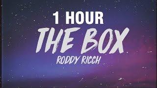 [1 HOUR] Roddy Ricch - The Box (Lyrics)