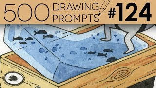 WHAT'S UNDER MY BED? - 500 Prompts #124