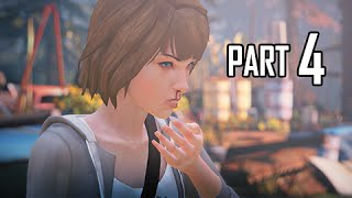 Life is Strange Episode 2 Walkthrough Part 4 - Recycling (PS4 Gameplay Commentary)