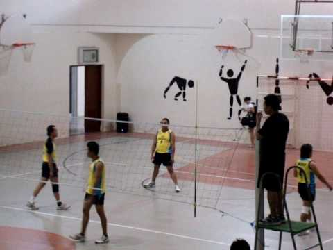 volleyball game wild force vs A1 team part 2