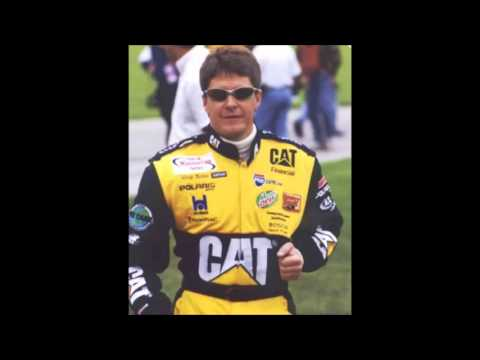 Ward Burton having trouble saying cat skid steer loader for a Caterpillar commericial