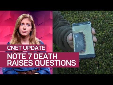 Death of Samsung's Note 7 leaves unanswered questions (CNET Update)
