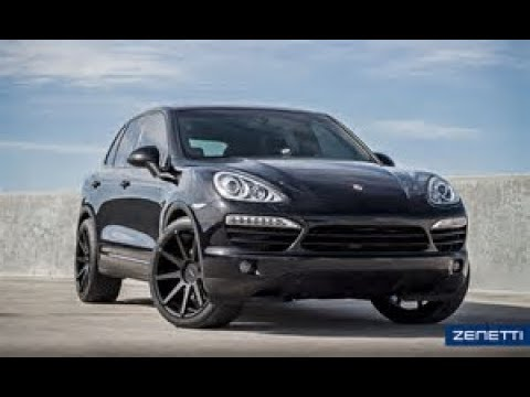 Porsche Cayenne Review The Sports Car Suv