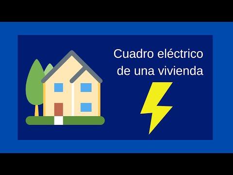 Apuntes para la instalaci n el ctrica de una vivienda for Instalacion electrica de una vivienda paso a paso