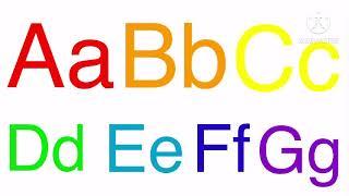 Alphabet Song 2 (My Version)