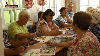 Жительница прифронтового поселка открыла центр досуга в Луганской области
