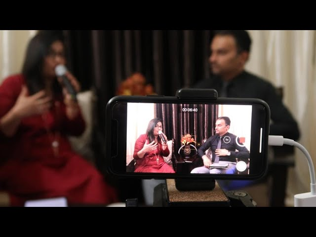 Navigating life through the Voice of God | April 19th 2020 | Aby&Smitha | Lighthouse Worship Center