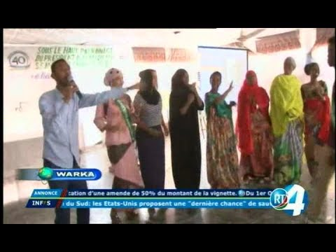 Télé Djibouti Chaine Youtube : JT en Somali du 21/07/2017