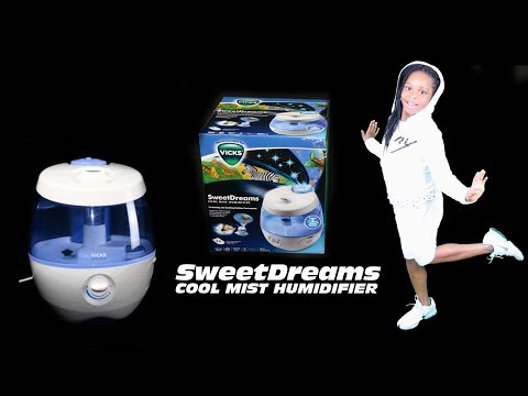 Vicks SweetDreams Cool Mist Humidifier