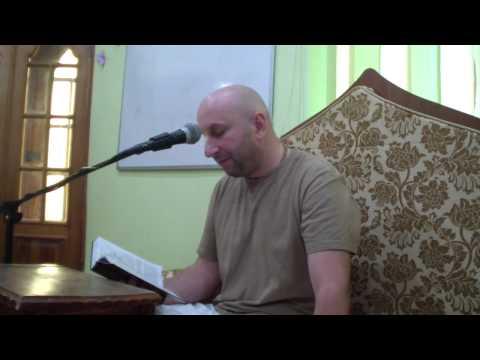 Шримад Бхагаватам 5.1.9-10 - Сатья прабху