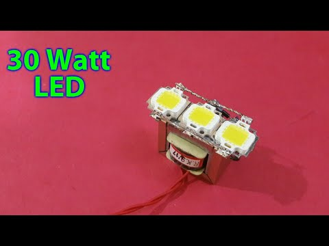 Make 30 watt LED (Easyway)