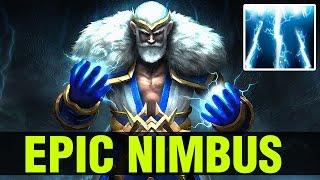 EPIC NIMBUS !! - SUMAIL ZEUS - Dota 2