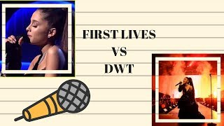 Ariana Grande - VEVO PRESENTS VS DWT