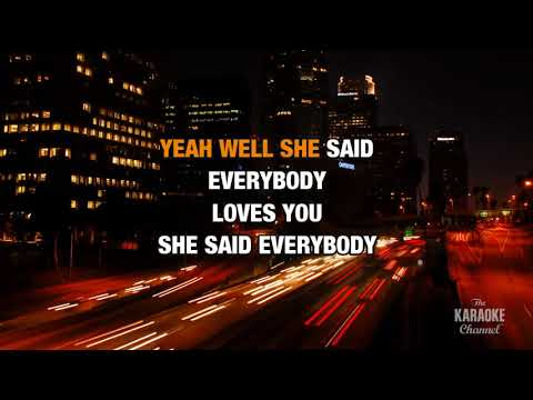 Daylight Fading in the style of Counting Crows | Karaoke with Lyrics