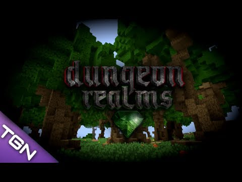 MINECRAFT | Dungeon Realms S2 E09 - 'Hard Road to Travel'