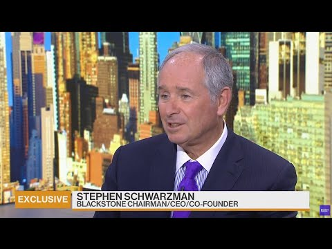 Blackstone CEO Steve Schwarzman Talks China, the Fed & More on 'What'd You Miss?' (09/15/16)