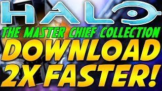 Install Halo MCC Update 2X Faster! Halo MCC Update 1 Released Now!