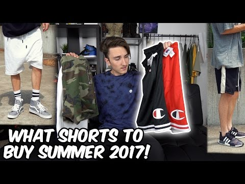 what-shorts-to-buy-for-summer-2017!