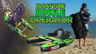 Le float tube Jungle Operator (Vidéo Officielle)
