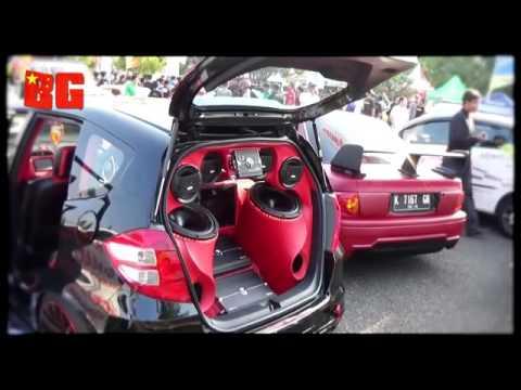 Contest Modifikasi Mobil & Otomotif Kota Bandung Terbaru 2017 1080p HD