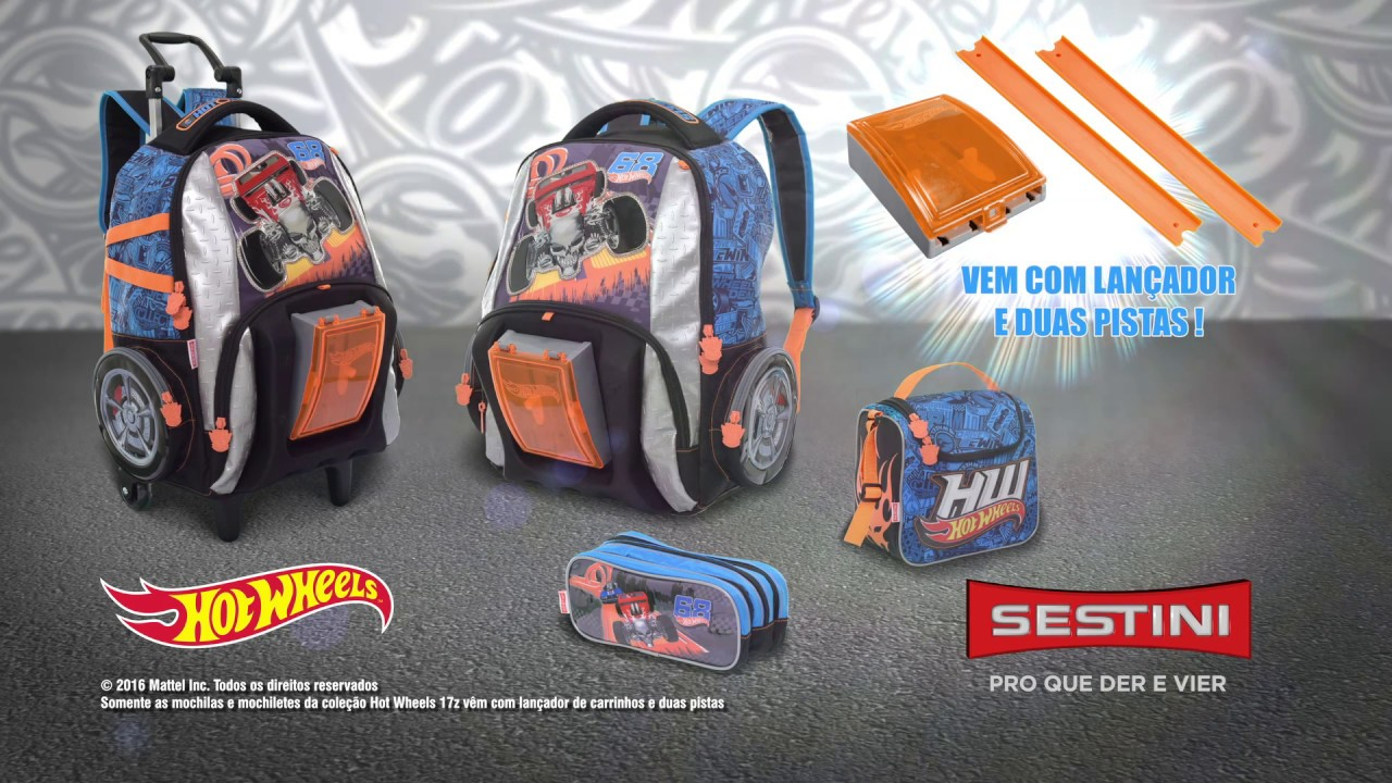 e553f11ad5 Comercial Hot Wheels Sestini 2016 2017 - YouTube