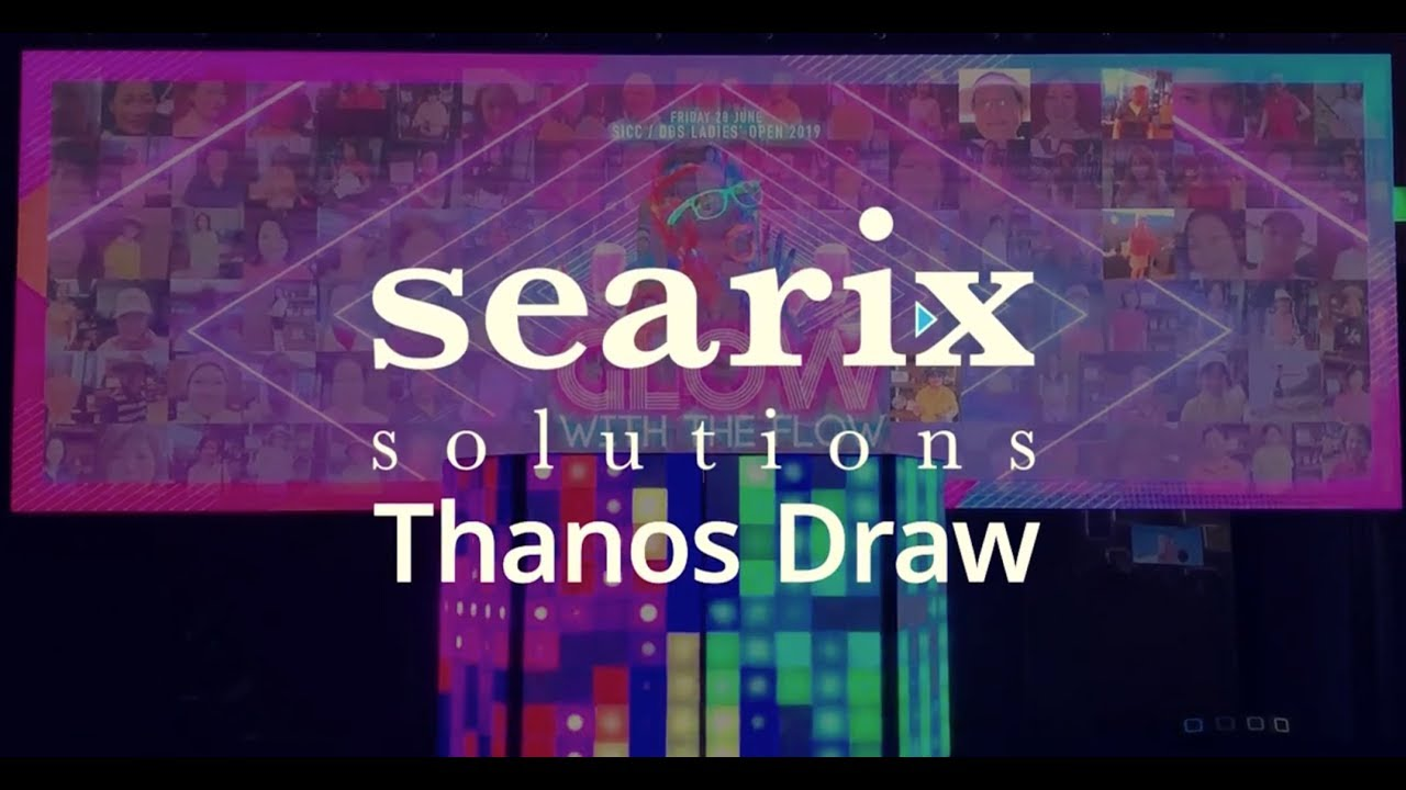 Thanos Snap Lucky Draw - Innovative Systems for Events