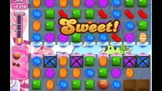 Candy Crush Saga - Level 498 - No Boosters