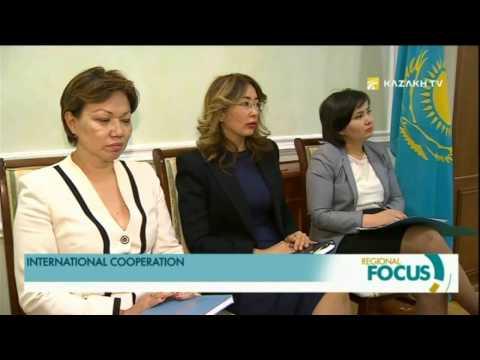 Kazakh delegation took part in the east forum Berlin