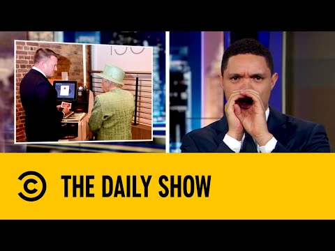 Brexit Brings A Royal Visit To The Supermarket   The Daily Show with Trevor Noah