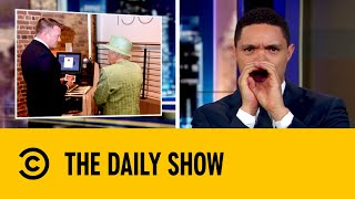 Brexit Brings A Royal Visit To The Supermarket | The Daily Show with Trevor Noah