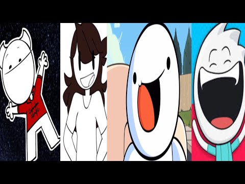 EVERY ANIMATORS MUSIC VIDEO! ( Something Else Yt, The Odd1sout & More!!)