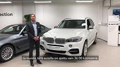 Vaihtoauto BMW X5 OUK-379