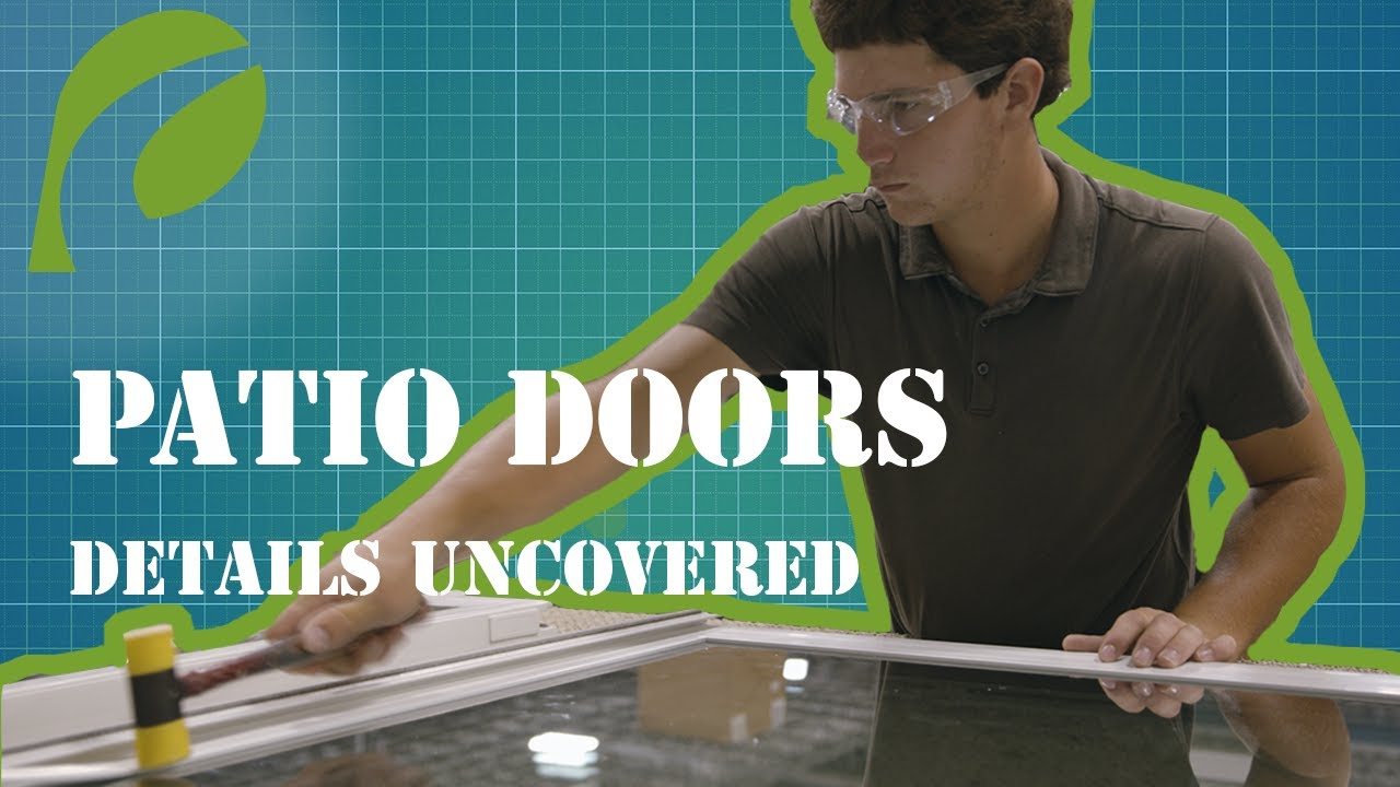 u s sliding glass patio door production details uncovered video series by provia