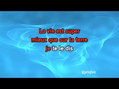 Karaoké Sous l'océan - The Little Mermaid *