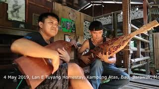 Download lagu Sape' Majan Kempau Cover Lan E Tuyang Homestay