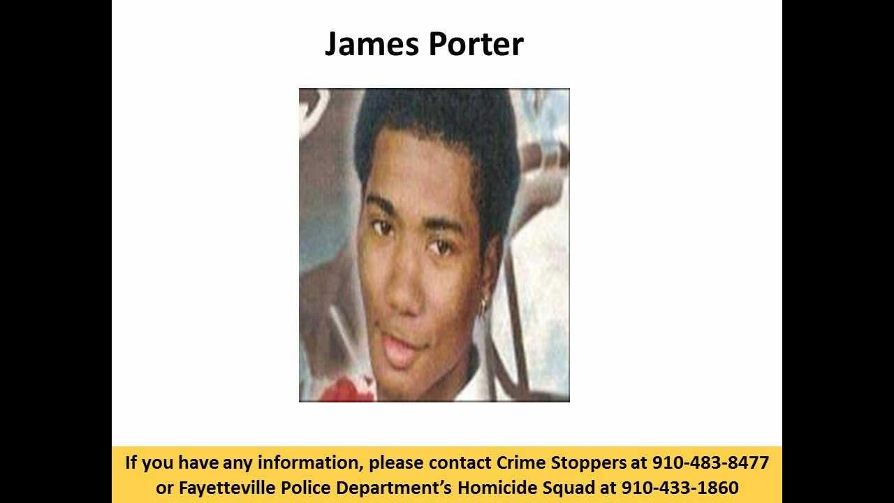 Cold Case Files- James Porter