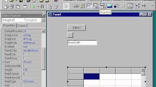 Видео уроки по C++ Builder 6 урок 2-2
