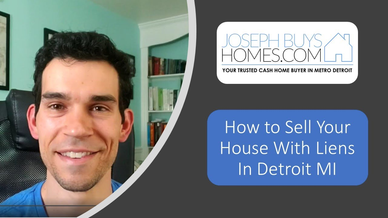 How To Sell Your House With Liens In Detroit MI | CALL 586.991.3237 | We Buy Houses Detroit
