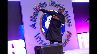 STRETCH (Part 1) - Pastor Matthew Ashimolowo in AMI