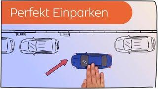 Perfekt Einparken in 2 Minuten erklärt