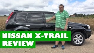 Nissan X-Trail Review  - Full detailed review, interior, exterior and driving
